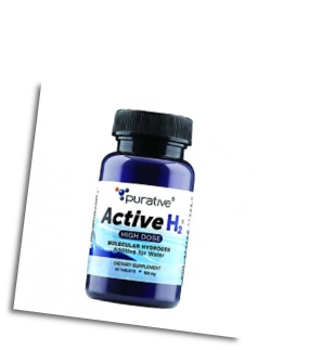 Purative Active H2, QuickSilver Scientific dist.