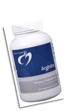 Arginine 120 caps by Designs for Health