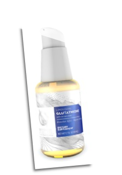 Glutathione, Liposomal with Lemon Mint by QuickSilver